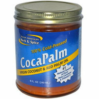 North American Hreb & Spice North American Herb and Spice Coconut and Red Palm Oil 8 fl oz