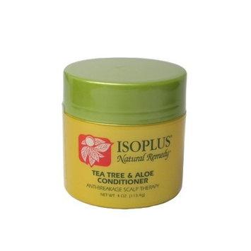 Isoplus Natural Remedy Conditioner, Tea Tree & Aloe, 4 oz.