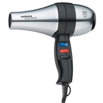 Solano Platinum 1875-Watt Hair Dryer, Model 747, G