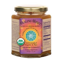 The Synergy Company Healing Honey - Active Manuka 15+ 12oz