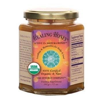The Synergy Company Healing Honey - Active Manuka 15+ 12oz