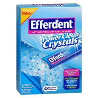 Efferdent Power Clean Crystals