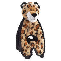 Charming Pet Cuddle Tugs - Lively Leopard (Yellow)