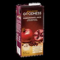 Wholesome Goodness Pomegranate Juice