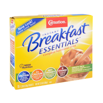Carnation Instant Breakfast Essential Variety Pack Drink