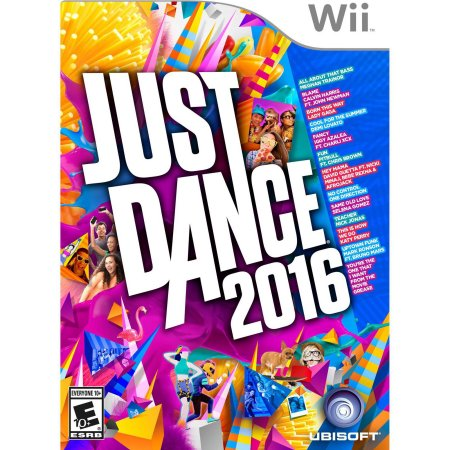 Ubisoft Just Dance 2016 (Wii) - Pre-Owned