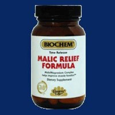 Bio Chem Country Life Malic Relief Formula TR