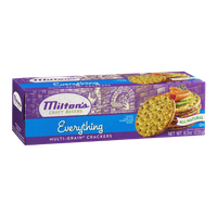 Milton's Craft Bakers Multi-Grain Crackers Everything