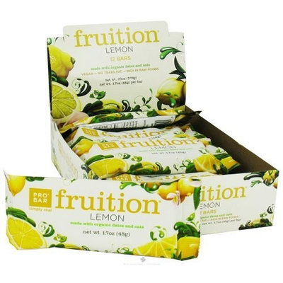 Pro Bar - Fruition Bar Lemon - 1.7 oz.
