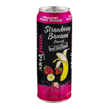 XINGjuice Strawberry Banana