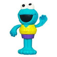 Sesame Street Cookie Monster Silly Swimmer