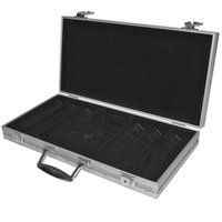 Trademark Poker 300 CHIP ALUMINUM CASE - SIERRA ACCESSORIES