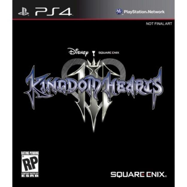 Square Enix Kingdom Hearts III (PlayStation 4)