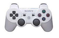 Sony PS3 DualShock 3 Wireless Controller Classic White