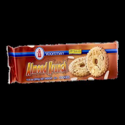 Voortman Almond Krunch Cookies