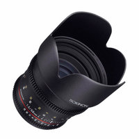Rokinon 50mm T/1.5 DS Cine Lens (for Video DSLR Sony Alpha E-Mount Cameras)