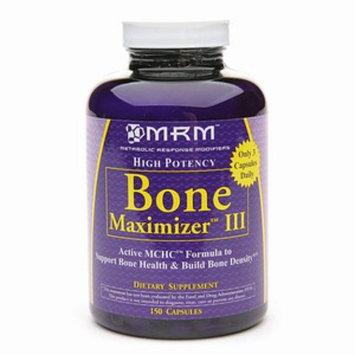 MRM Bone Maximizer III