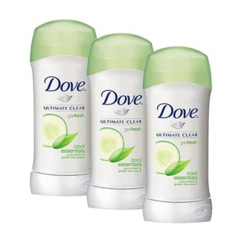 Dove Beauty Ultimate Clean Cool Essentials 2.6oz
