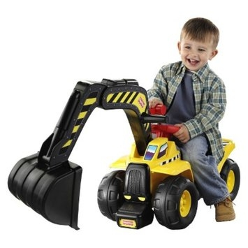 Fisher Price Big Action Dig N' Ride