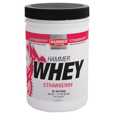 Hammer Nutrition Whey Strawberry, One Size - Men's