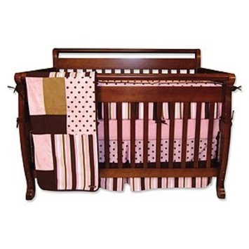 Trend Lab Maya 4 Piece Crib Set