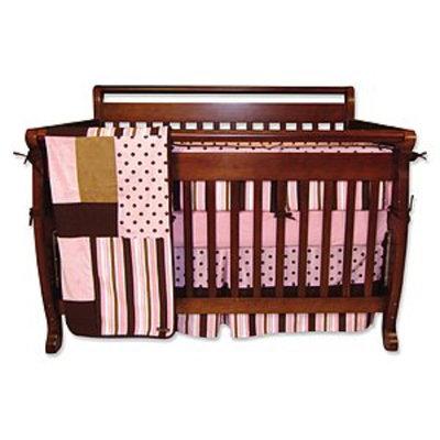 Trend Lab Maya 4 Piece Crib Set