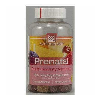 Nutrition Now Prenatal Gummy Vitamins 75 Gummies