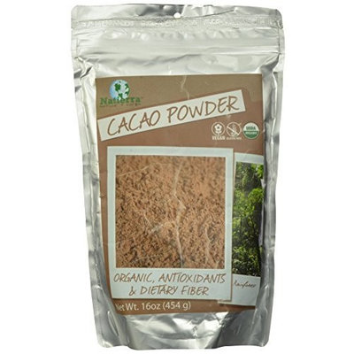 Natierra Cacao Powder, 16 Ounce