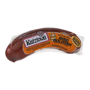 Kutztown Ring Bologna with Pure Honey Added
