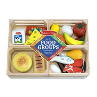 Melissa Doug Melissa & Doug Food Groups