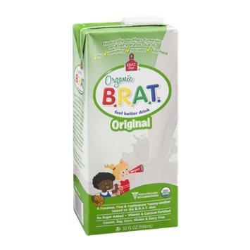 B.R.A.T. Organic Original Feel Better Drink
