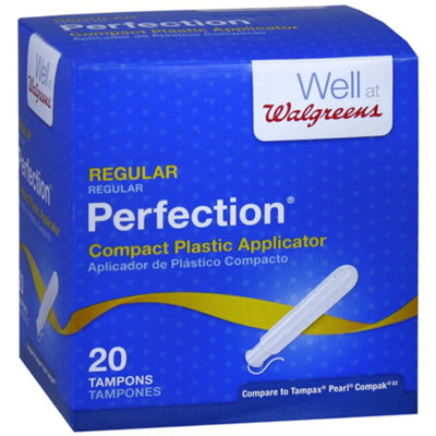 Walgreens Tampons