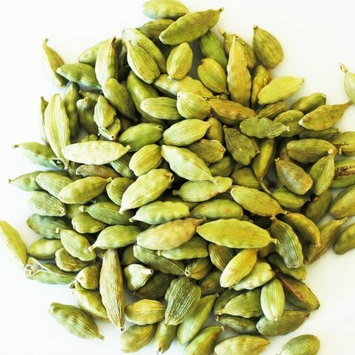 Indus Organics Indus Organic Green Cardamom Pods, 3 Oz, Super Jumbo Grade, Hand Selected, Freshly Packed