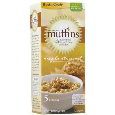 Better Oats Mom's Best Maple Oats Muffin Mix, 7.5