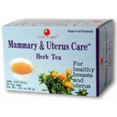 Mammary and Uterus Care Tea Health King 20 Bag