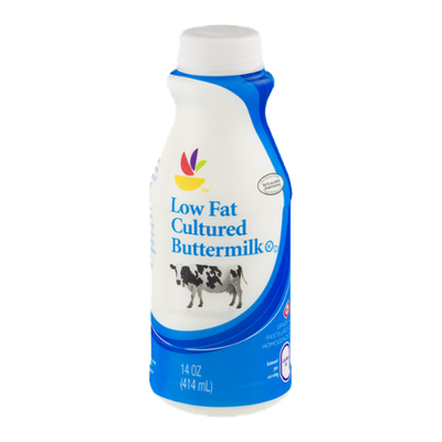 Ahold Low Fat Cultured Buttermilk