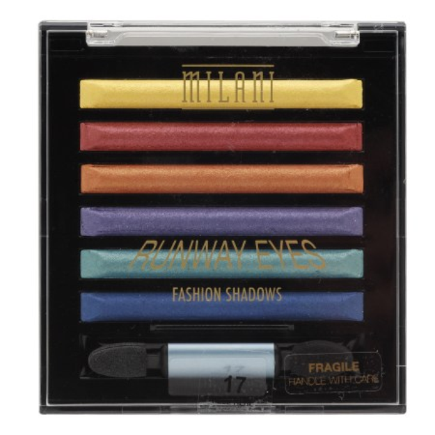 Milani Runway Eyes Fashion Shadows