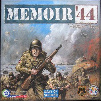 Days Of Wonder Days of Wonder Memoir 44 Board Game