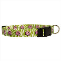Yellow Dog Design JP101S Jungle Paws Standard Collar - Small