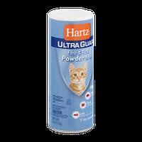 Hartz Ultra Guard Flea & Tick Powder for Cats