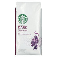 Starbucks Coffee Starbucks Sumatra Extra Bold Whole Bean Coffee