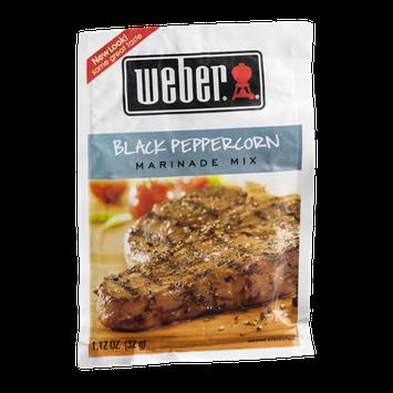 Weber Marinade Mix Black Peppercorn