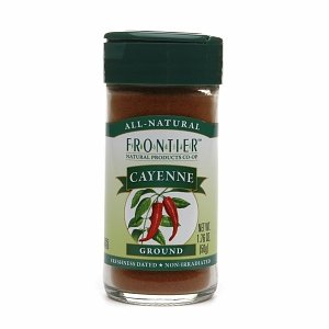 Frontier Natural Products Co-Op Ground Cayenne