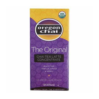 Oregon Chai Chai Tea Latte Concentrate 32oz