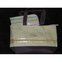 Precious Seed Unisex Tutorial Diaper Bag with Long Sleeved Bodysuits