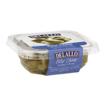 Delallo Stuffed Olives Blue Cheese