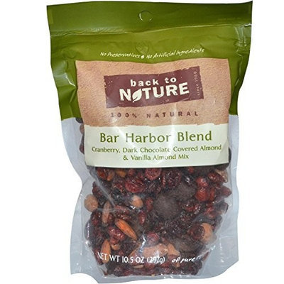 Back To Nature Trail Mix Bar Harbor Blend -- 10.5 oz