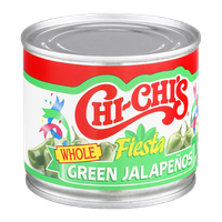 Chi-Chi's Fiesta Whole Green Jalapenos