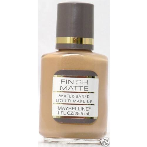 Maybelline Finish Matte Water Based Liquid Makeup Foundation