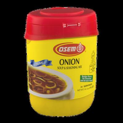Osem Onion Soup & Seasoning Mix